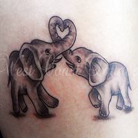 Elephants Tattoo